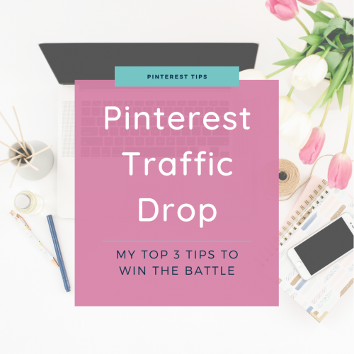 pinterest traffic drop 2020